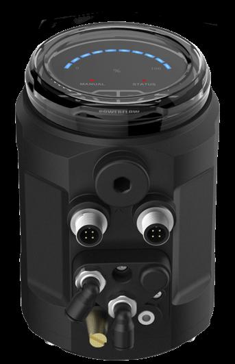 универсальный пневматический позиционер 4-20mA